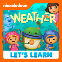 Nickelodeon - Let's Learn Weather 2012 iTunes Cover