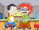 Tommy and Chuckie in AGU season 1