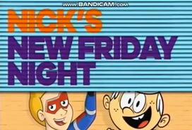 Nick's New Friday Night