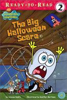 SpongeBob The Big Halloween Scare Book