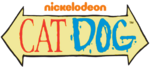 CatDog logo (with 2009 Nickelodeon wordmark)