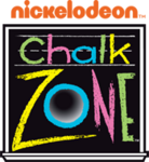 ChalkZone logo without Rudy