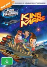 JN King of Mars DVD