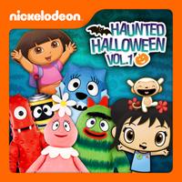 Nickelodeon - Haunted Halloween Vol. 1 2008 iTunes Cover