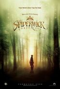Spiderwick chronicles poster