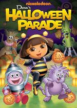 Dora the Explorer Dora's Halloween Parade DVD