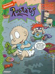Rugrats Comic Adventures cover Volume 1 Number 5