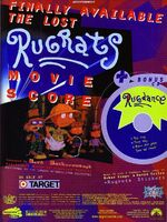 The Rugrats Movie Score Ad