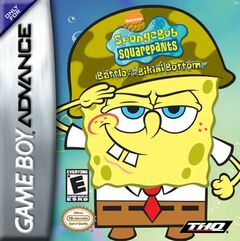 Battle for Bikini Bottom GBA