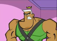 Jordern Von Strangle - Odd Squad