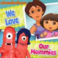 Nickelodeon - We Love Our Mommies 2010 iTunes Cover