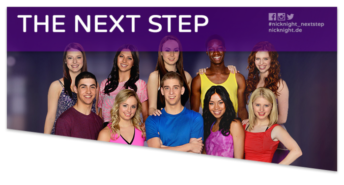 Nicknight The Next Step