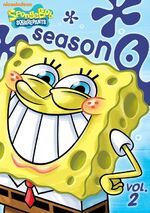 300px-SpongeBob season 6 volume 2