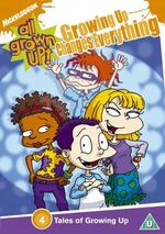 AGU Growing Up Changes Everything UK DVD