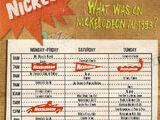 Schedule 1993