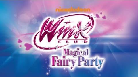 Winx Club Magical Fairy Party