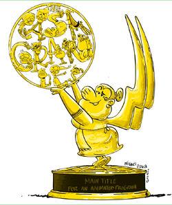 Casagrandes' Emmy win