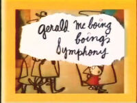 Gerald McBoing-Boing's Symphony Title
