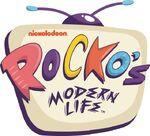 Rocko's Modern Life anniversary logo