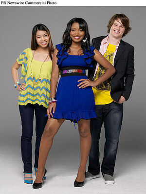 X nickelodeon true jackson 400