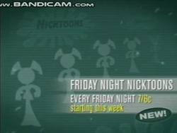 Friday Night Nicktoons (late 2004)