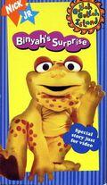 Gullah Gullah Island Binyah's Surprise VHS 2
