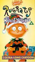 The Santa Experience UK VHS