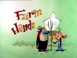 Farm Hands Title Card