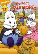 Max & Ruby - Perfect Pumpkin DVD Cover