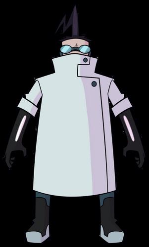 Professor Membrane | Nickelodeon | Fandom  Invader