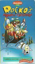 RockosModernChristmas VHS 1995