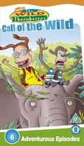 The Wild Thornberrys Call of the Wild VHS