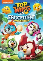 Top Wing Eggcelent Missions DVD