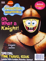 Nick Mag Presents Spongebob Oh What a Knight March 2006