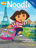 Nick Jr Magazine Noodle cover Nov 2006