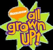 All Grown Up Logo
