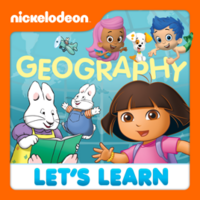 Nickelodeon - Let's Learn Geography 2013 iTunes Cover