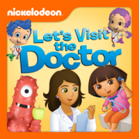 Nickelodeon - Let's Visit The Doctor 2014 iTunes Cover