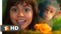 Dora and the Lost City of Gold (2019) - Today's Adventure Scene (1 10) Movieclips