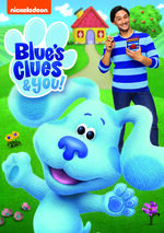 Blue's Clues & You Volume 1 DVD