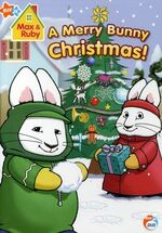 Max & Ruby - A Merry Bunny Christmas! DVD Cover