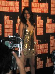 Miranda Cosgrove at 2009 MTV VMA's