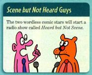 Scene but not Heard characters future Nick Mag Dec 2009