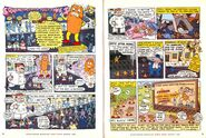 Southern Fried Fugitives NickMag comic August 1999