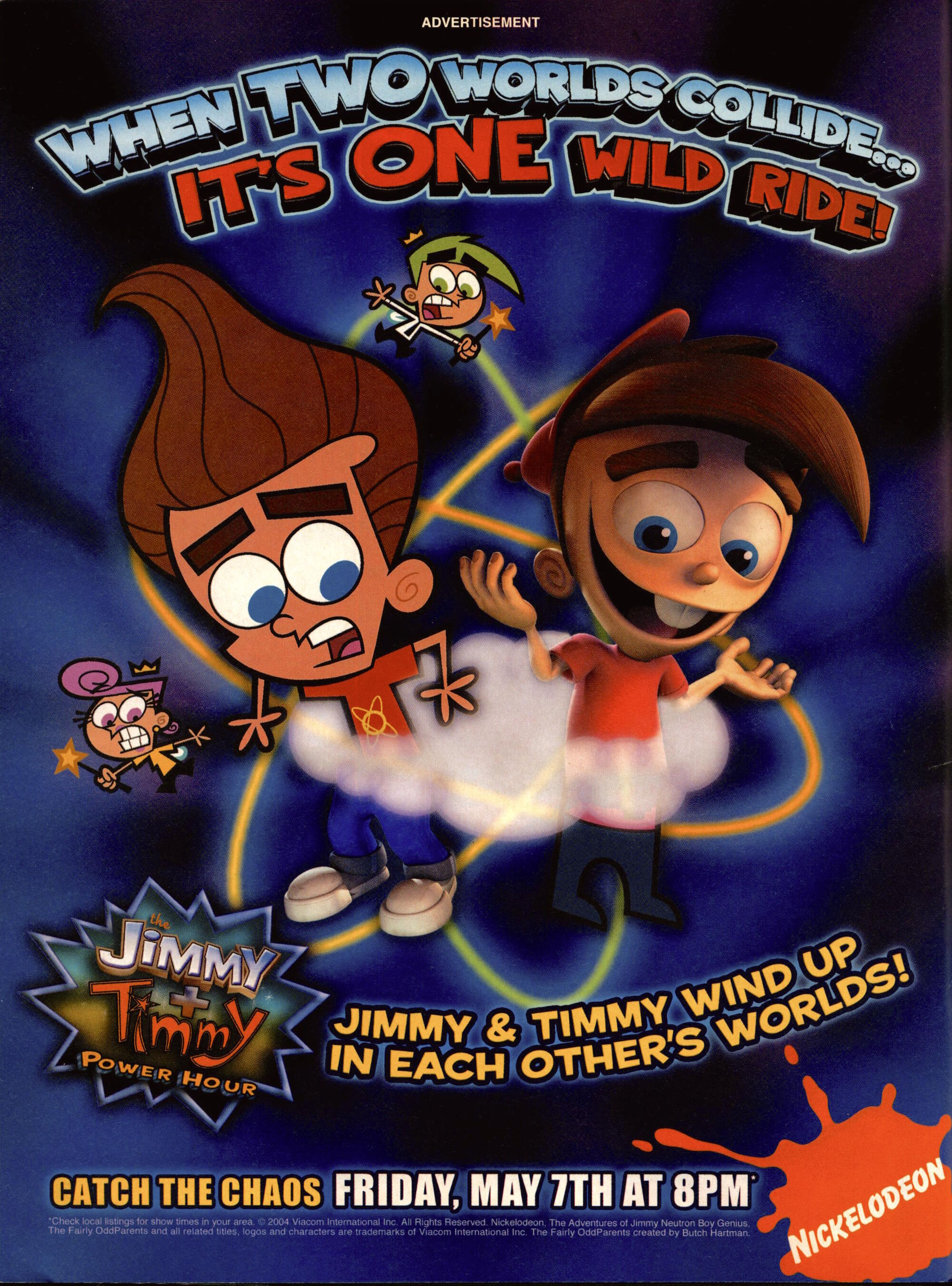 image the jimmy timmy power hour posterjpg