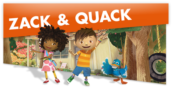 Zack & Quack Showheader