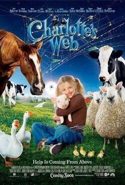 charlottes web movie poster