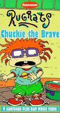 Chuckie the Brave VHS-1998