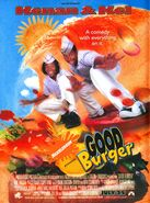 Good Burger film print ad Nick Mag Aug 1997