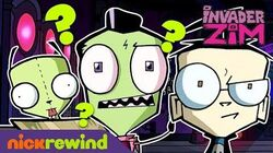 Invader Zim's Mysterious Mysteries! 😎 NickRewind